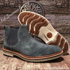 Timberland Men's Naples Trail Chelsea Boot A10N9
